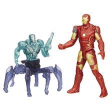 Set 2 Figurine Avengers 6 Cm
