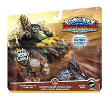 Set 2 Figurine Skylanders Superchargers Shark Shooter Terrafin And Shark Tank
