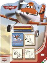 Set 3 Stampile - Disney - Avioane