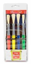 Set 4 Pensule Groase Melissa And Doug