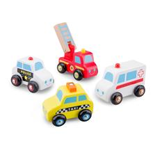 Set 4 Vehicule