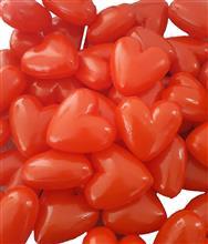 Set 50 Inimioare Red Heat