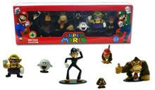 Set 6 Figurine Nintendo Super Mario Mini Series 4