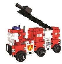 Set 8 In 1 Clics - Echipa De Salvare - Pompieri