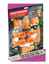 Set Accesorii Magformers - Dinozaur Tego (14 Buc)