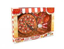 Set Alimente Globo Pizza Cu Diverse Accesorii Si Velcro