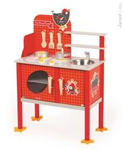 Set Bucatarie Din Lemn The French Cocotte (8 Accesorii)