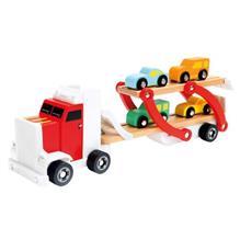 Set Camion Transportor Cu 4 Masinute