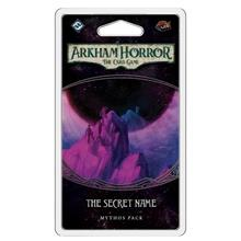 Set Carti Arkham Horror: The Card Game The Secret Name: Mythos Expansion Pack