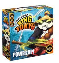 Set Carti King Of Tokyo Power Up Expansion