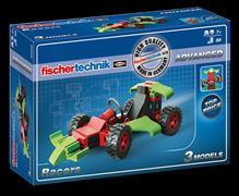 Set Constructie Advanced Racers - 3 Modele