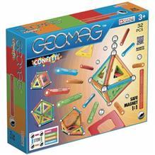 Set Constructie Magnetic Confetti 32