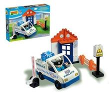 Set Constructie Unico Plus Set Politie