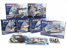Set Contructie Vehivule Politie Pms