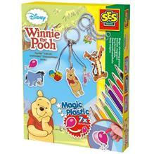 Set Creativ Brelocuri Winnie The Pooh