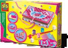 Set Creativ - Cutia Pentru Bijuterii - Ses (S14973)