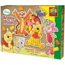Set Creativ Winnie The Pooh Din Spuma