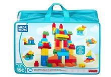 Set De Blocuri Mega Bloks Deluxe Building Bag With Blocks