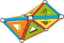 Set De Construit Geomag Confetti 50Pcs