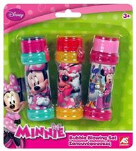 Set De Facut Baloane As Disney Minnie Bubble Blowing