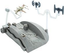 Set De Jucarii Hot Wheels Starships: Star Wars Death Star Trench Run imagine