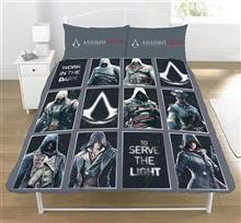 Set De Pat Assassins Creed 2017/18 Legacy Double Duvet