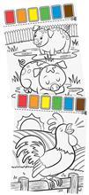 Imagine indisponibila pentru Set De Pictura Cu Apa Ferma Melissa And Doug