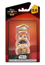 Set Disney Infinity 3.0 The Force Awakens Power Disc Pack
