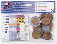 Set Euro Bancnote Monede Si Chitante