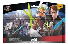 Set Figurine Disney Infinity 3.0 Twilight Of The Republic Play Set