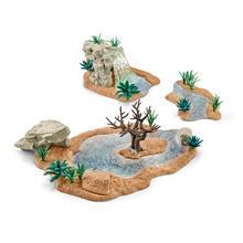 Set Figurine Schleich Lacul Din Jungla - 42258