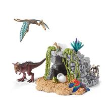 Set Figurine Schleich Set Dinozauri + Pestera - 42261