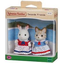 Set Figurine Sylvanian Families Seaside Friends
