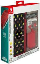 Set Husa Pdp Mario Edition Nintendo Switch