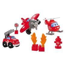 Set Interventie Pompieri Abrick