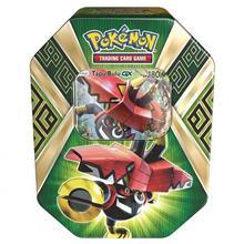Set Island Guardians Tin Summer 2017 Pokemon Trading Cards - Tapu Bulu