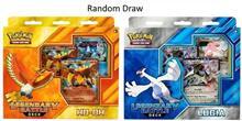 Set Joc Carti Pokemon Tcg Ho Oh And Lugia Legendary Battle Deck