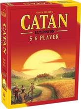 Set Joc Settlers Of Catan 5 Or 6 Player Extension 2015 Refresh