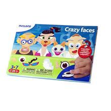 Set Jucarii Miniland Crazy Face