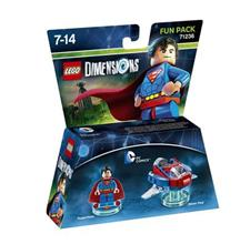 Set Lego Dimensions Fun Pack Dc Superman