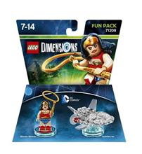 Set Lego Dimensions Fun Pack Dc Wonder Woman