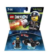 Set Lego Dimensions Fun Pack Lego Movie Bad Cop