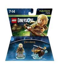 Set Lego Dimensions Fun Pack Lord Of The Rings Legolas