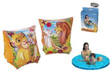 Set Mansete Gonflabile Copii Intex Lion King Buddies Swimwings