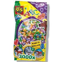 Set Margele Iron On Beads Pearl 3000