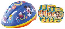 Set Mickey (Casca Genunchiere Cotiere)