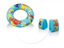 Set Nemo Pentru Innot Colac 50 Cm Si Aripioare