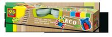 Set Pasta Pentru Modelaj (4 Culori) - Ses (S24911)