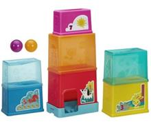 Set Playskool Build And Roll Stacking Tower