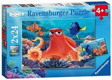 Set Ravensburger Puzzle Finding Dory (2X24 Pcs)